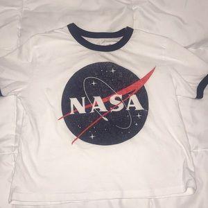 Forever 21 Tops - NASA crop top